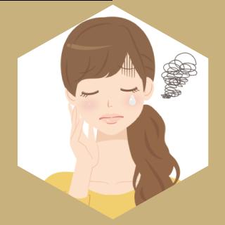 慢性的な頭痛や偏頭痛などで悩んでいる女性は、Dearカイロプラクティックで症状改善が期待できます。