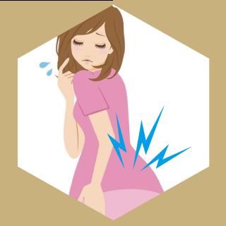 腰痛や背中の痛みなどの症状がある女性でもがひどい人はカイロプラクティックの施術によって痛みが和らぎます。