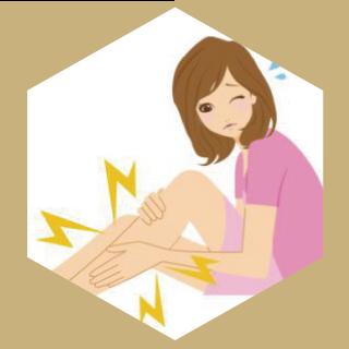 手足のシビレや痛みにはカイロプラクティックで症状の改善が可能です。